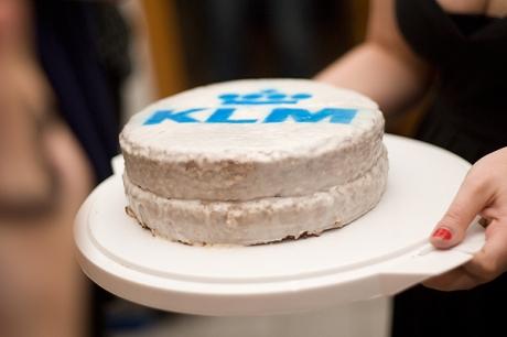KLM-kake